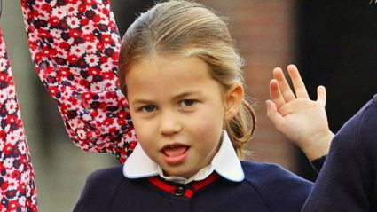 Prince William reveals 'unicorns' are Princess Charlotte's adorable new obsession
