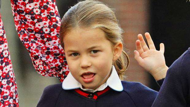 Prince William reveals 'unicorns' are Princess Charlotte's