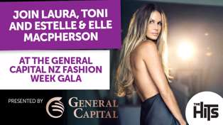 Join Laura, Toni and Estelle at Elle Macpherson!