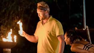 Eric Murray talks the epic moment he burnt his clue on 'Celebrity Treasure Island'