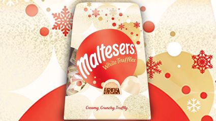 Maltesers are releasing a special white chocolate truffle treat and they look delicious