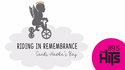 Riding in Remembrance for SANDS