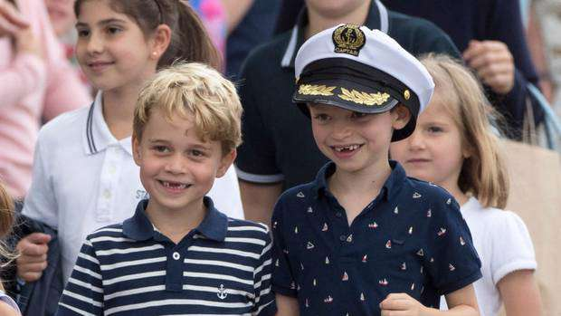 Playdates with the future king are more complicated than the average. Photo / Getty Images