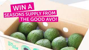 The Hits have your chance to win with The Good Avo!