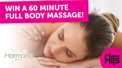 WIN a 60 Minute Full Body Massage with Harmony Spa!