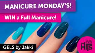 WIN with Manicure Monday's!
