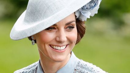 Royal fans suspect Kate Middleton is pregnant with her fourth child because of her hair