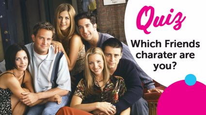 Quiz: Which 'Friends' character are you based on your personality?
