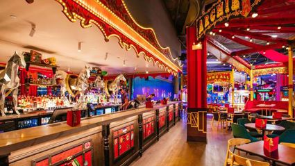 New Zealand now has its very own circus-themed arcade bar and we can't wait to go