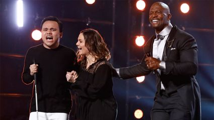 Watch the emotional moment blind and autistic singer Kodi Lee wins 'America's Got Talent'