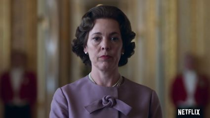 Brand new teaser for third season of Netflix's 'The Crown' shows the Queen is just as sassy as ever