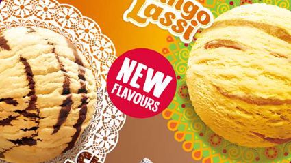 Tip Top has unveiled two brand new ice cream flavours and we can't wait to try them