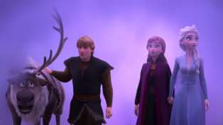 Disney's EPIC new trailer for 'Frozen 2' just dropped and it will absolutely give you chills