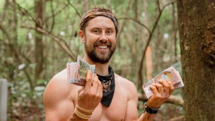 Sam Wallace WINS Celebrity Treasure Island: 'This is the most remarkable thing I've ever done'