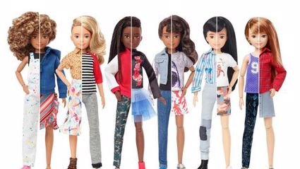 The makers of Barbie have just brought out all-inclusive gender-neutral dolls