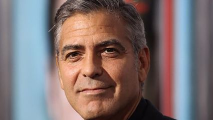 George Clooney has grown a big bushy beard and the new look has the internet swooning