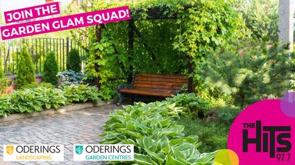 Join the Garden Glam Squad!