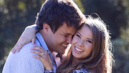 Bindi Irwin has officially tied the knot with Chandler Powell and her wedding dress is stunning