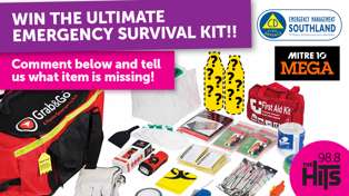 WIN the Ultimate Emergency Survival Kit!