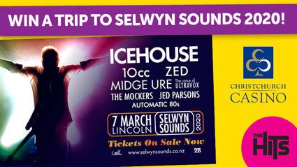 Win a Trip to Selwyn Sounds!