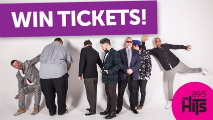 Win Your Tickets To Fat Freddy's Drop!