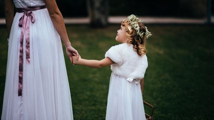 Bride slammed for 'firing' eight-year-old flower girl, but did she do the right thing?