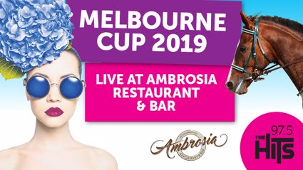 Join The Hits at Ambrosia for the 2019 Melbourne Cup