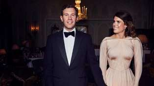 Princess Eugenie celebrates first wedding anniversary with special video from her big day