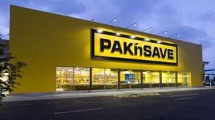 Pak'nSave billboard in Palmerston North goes viral for hilariously unfortunate placement