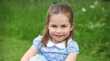 This five-year-old Australian girl just won a Princess Charlotte lookalike competition