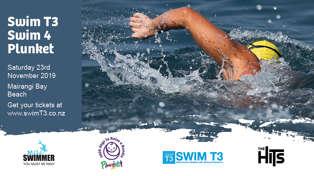 Swim for Plunket!