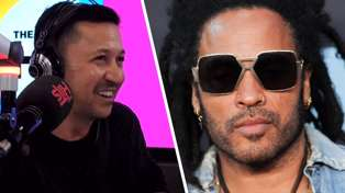 Mike Puru talks to Lenny Kravitz about his first-ever New Zealand concert