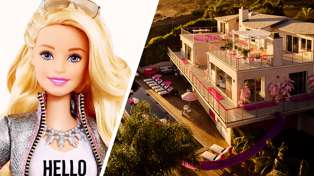 You can now stay in Barbie's real life Malibu Dreamhouse and we so want to go