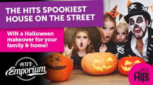 WIN a Halloween makeover for your family!