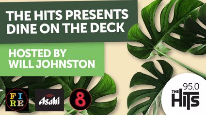 The Hits Dine on The Deck, Mount Maunganui