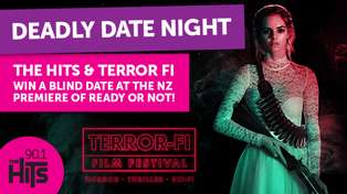 WIN a Blind Date at Terror-Fi!