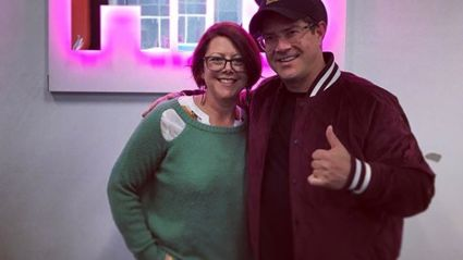 Barnaby Weir joins Estelle to talk about the new Fly My Pretties drop