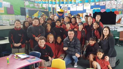 Celebrity Classroom - A1 Glenholme