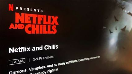 Netflix's new 'Netflix and Chills' section has the best spooky films in time for Halloween