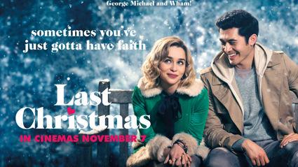 WIN In-Season passes to Last Christmas! In cinemas 7 November