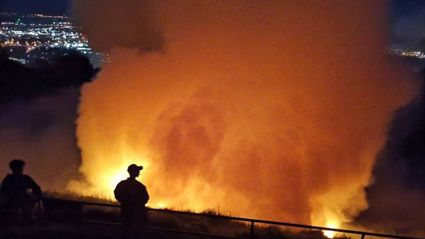Firefighters called to 55 fireworks-related blazes across upper North Island