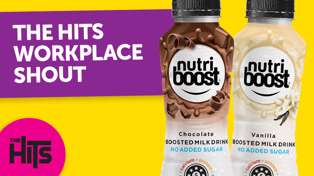 Win a Workplace Shout With Nurtiboost!