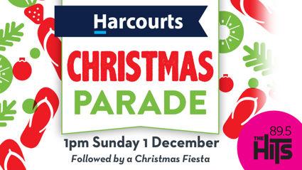 Harcourts Christmas Parade