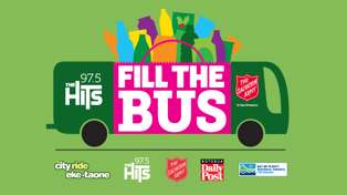 Fill The Bus for the Rotorua Salvation Army