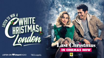WIN a trip for two to London for a White Christmas thanks to Last Christmas! In cinemas now