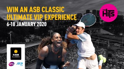 The Hits $1,000 Alpha Quiz thanks to the ASB Classic!