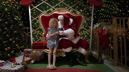 Low sensory 'Sensitive Santa' to visit New Zealand shopping malls this Christmas