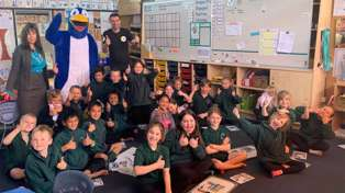 Celebrity Classroom - Room 3 Reporoa Primary