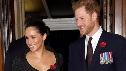 Prince Harry and Meghan Markle won't be spending Christmas with the royal family