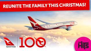 Reunite the family this Christmas with Qantas!